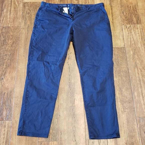 GAP Pants - GAP navy pants